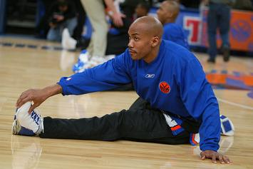 Stephon Marbury Says He Wouldn't Play For The Knicks Even If He Was Held At Gunpoint