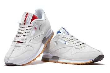 """Release Date Announced For The Reebok x Kendrick Lamar """"Classic Leather"""""""