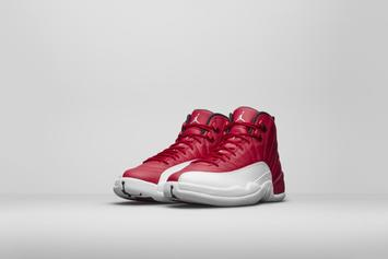 """Release Reminder: The """"Gym Red"""" Air Jordan 12 Releases Tomorrow"""
