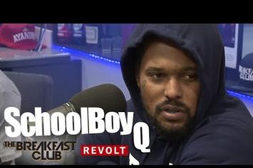 ScHoolboy Q On The Breakfast Club