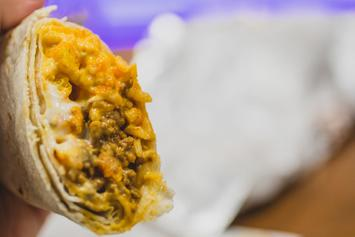 """Taco Bell Is Going To Start Testing A New """"Cheetos Burrito"""""""