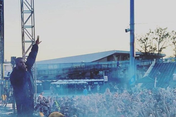 Boi-1da Brings Out Drake At Mad Decent Block Party In Brooklyn
