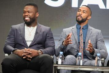 """50 Cent Blasts Starz For Not Editing His """"Power"""" Sex Scene To His Liking"""