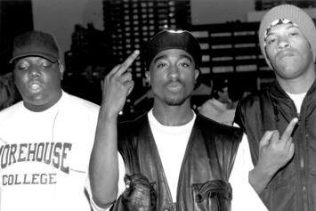 Author Claims Biggie Asked Tupac To Manage Him