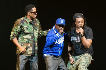 A Tribe Called Quest Is Dropping A New Album, Recorded Before Phife Dawg's Death