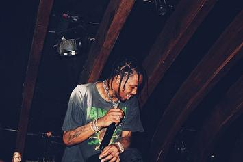 "Travis Scott Reveals Artwork For ""Birds In The Trap Sing McKnight""; Which Is Premiering Friday On His .Wav Show"