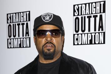 """Ice Cube Says He's Not """"Losing Sleep"""" Over Jerry Heller's Death"""