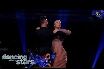 """Amber Rose Makes Her """"Dancing With The Stars"""" Debut"""