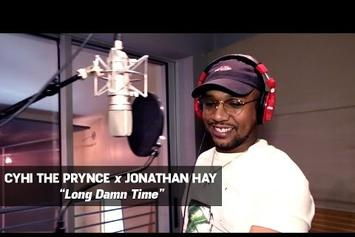 "CyHi The Prynce Feat. Jonathan Hay ""Long Damn Time"" Video"