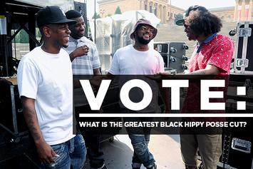 Vote: What Is The Greatest Black Hippy Posse Cut?