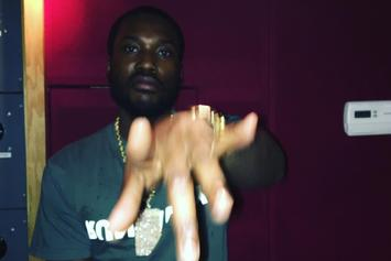 "Meek Mill Teases New Music Off ""DreamChasers 4"""