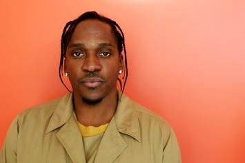 Pusha T & Hillary Clinton Join Forces For Voter Registration Drive