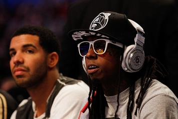 Kanye West, Drake, Diddy, & Chris Paul Visited Lil Wayne In Jail In 2010