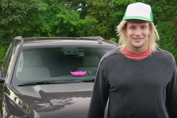 Watch Rob Gronkowski Go Undercover As A Lyft Driver