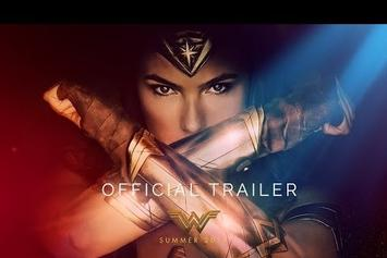 """Watch The Second Trailer For """"Wonder Woman"""""""