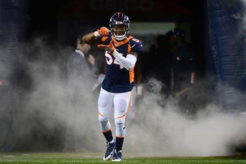 Broncos' Brandon Marshall Explains Why He's Ending His National Anthem Protest