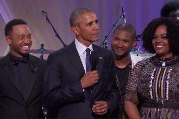 """Watch The Trailer For BET Special """"Barack Obama's Block Party"""""""