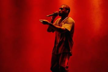 Kanye West Was Reportedly Experiencing Paranoia Prior To Hospitalization