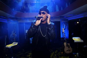 Jeremih Storms Off Stage In Chicago