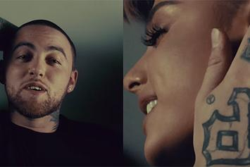 "Mac Miller Feat. Ariana Grande ""My Favorite Part"" Video"
