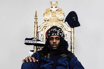 "Chief Keef Announces New Album ""Two Zero One Seven"""