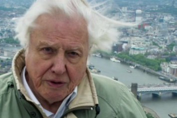 "Watch Sir David Attenborough's Powerful Goodbye On ""Planet Earth 2"""