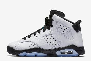"""Atmos"" Inspired Air Jordan 6 GS Official Images Revealed"