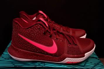 """""""Hot Punch"""" Nike Kyrie 3 Revealed In Detail"""