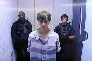 Dylann Roof Asks To Keep Mental Health Evidence From Jury