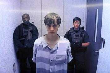 Dylann Roof Formally Sentenced To Death; Has 1 Month To File For New Trial