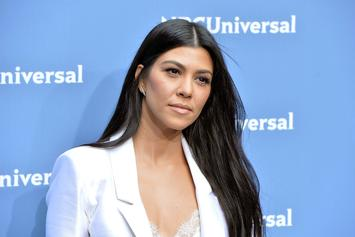 Kourtney Kardashian Frees The Nipples On Date With Justin Bieber