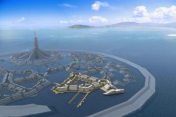 Seasteading Institute Has Plans To Build Giant Floating City By 2020