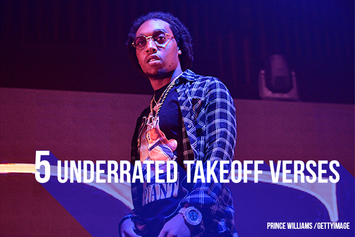 5 Underrated Takeoff Verses