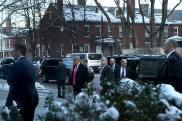 Secret Service Agent Being Investigated For Anti-Trump Facebook Posts