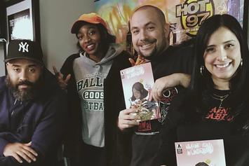 Little Simz Discusses Racism In Britain On Ebro In The Morning