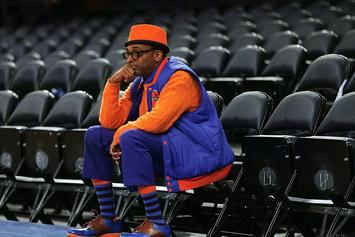 """Spike Lee Is Fed Up With Knicks: """"I'll Pack Phil's Bags For Him"""""""