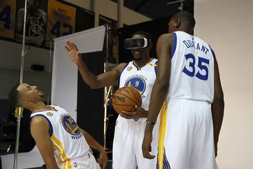 NBA Allowing Fans To Stream VR Games On Demand After All Star Break