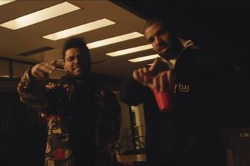 "The Weeknd ""Reminder"" Video"