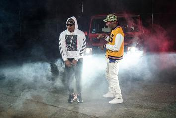 "Sean Garrett Feat. Lil Yachty ""Look On Your Face"" Video"