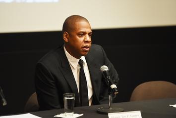 Jay Z Celebrates His Songwriters Hall Of Fame Induction With Tidal Playlist