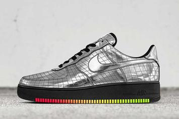 """Nike Creates """"Elton John"""" Air Force 1s As Part Of Their """"Be True"""" Campaign"""