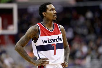 "NBA Fines Brandon Jennings $35,000 For Making ""Menacing Gestures"""