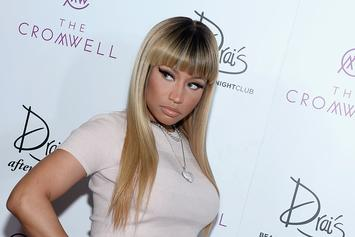 Nicki Minaj's Album Sales Go Up