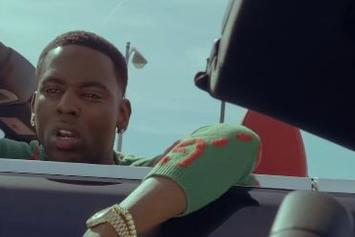 "Young Dolph ""Run It Up"" Video"