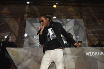 "Future And Reebok Launch ""Freebandz"" Zoku Runner"