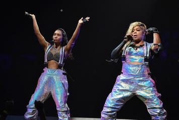"""TLC, Naughty By Nature On Board For """"I Love The 90s"""" Tour"""