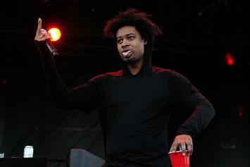 "Danny Brown & Jonah Hill Live Stream ""Ain't It Funny"" Video"