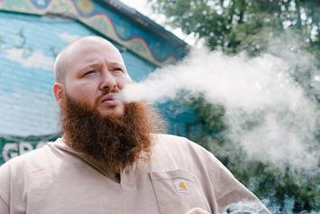 """Action Bronson's """"Blue Chips 7000"""" Is Nearly Done"""