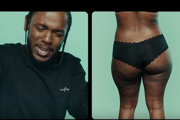 "Twitter Reacts To Kendrick Lamar's ""Stretch Marks"" Line On ""HUMBLE"""