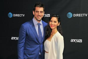 Aaron Rodgers And Olivia Munn Reportedly Break Up Amid Engagement Rumors